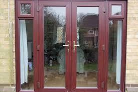 glazed patio french doors