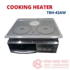 Bếp điện từ - Hồng ngoại - Lò nướng Cooking Heater TBH-42AW nội địa Nhật  2nd 95%_Bếp Từ đã sử dụng- Trưng bày_Bếp Từ Nội Địa Nhật_Điện Máy Nội Địa  Nhật_Hàng nội