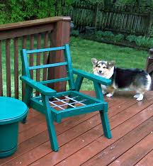 wooden outdoor furniture painted. Tutorial Cripes Suzette Wooden Outdoor Furniture Painted