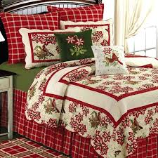 Christmas Quilts And Bedspreads – boltonphoenixtheatre.com & ... Christmas Quilts And Coverlets Christmas Quilts And Bedding Floral  Jubilee Empire Valance Light Cream 110 X ... Adamdwight.com