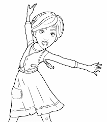Small Picture Leap Movie Coloring Pages