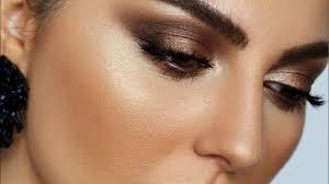 zendaya oscars brown smokey eye makeup tutorial mostly affordable 2018