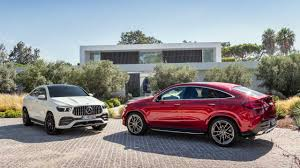 Mercedes redesigned it last year, and ever since it's maintained a top spot in our rankings. 2021 Mercedes Gle Coupe Amg Gle 53 Debut Updated Design And Tech