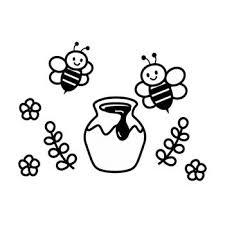 蜜蜂ミツバチ フリーweb素材のイラスト画像集めてみた