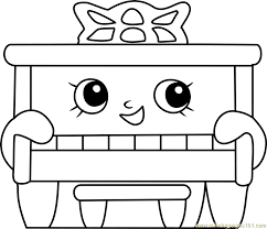 Small Picture Piano Man Shopkins Coloring Page Free Shopkins Coloring Pages