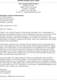 Cover Letter Intro Examples Letter Openings Sales Sample Florist