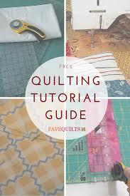 Best 25+ Beginner quilting ideas on Pinterest | Beginner quilt ... & Beginner's Guide to Quilting: 20+ Must-Read Tutorials and Patterns Adamdwight.com