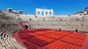Die weltberühmte Arena di Verona in Venetien • Italien.blog