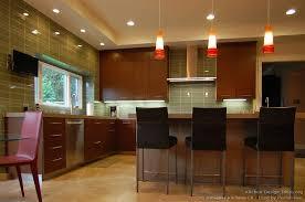 modern cherry kitchen cabinets. Brilliant Kitchen Dark Cherry Kitchen Beautiful Pendant Lights  Designer Kitchens LA Throughout Modern Kitchen Cabinets