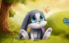 Hd Cute Wallpaper Cute Anime Animals ...