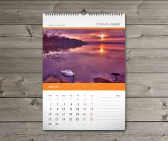 Small Picture Template KW W1 Monthly Wall Calendar 2015 Portrait Format Year