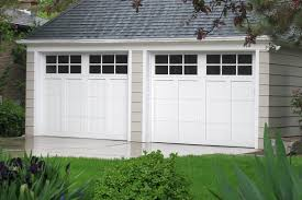 the many styles of garage doors