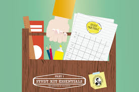 study kit essentials how to make a study timetable study kit essentials part one how to make a study timetable