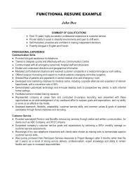 Example Summary Resume Profile Summary For Resume Examples Resume