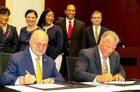 Homestead and Miami-Dade College Move Forward Together | News |  southdadenewsleader.com