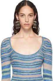 Jacquemus Silver Les Anneaux Earrings