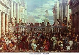 painting by paolo veronese stock photos & painting by paolo The Wedding At Cana Painting By Paolo Veronese 'fine arts, veronese, paolo, (1528 1588), painting, Paolo Veronese Inquisition