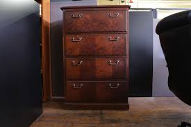 Wood Lateral File Cabinet 2 Drawer Kimball Wood 4 Drawer Lateral File Cabinet O Peartree Office Furniture