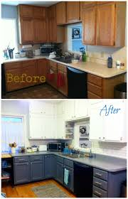 elegant painting laminate countertops before and after f40x about remodel modern inspiration interior home design ideas