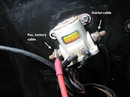 mustang mr mustang battery cable set (1967) installation instructions how to change starter on 2003 mustang gt at 2001 Mustang Starter Diagram
