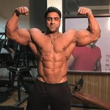 Varinder Ghuman Diet Chart Top Punjabi Bodybuilders In 2019 Best Vegetarian Sikh