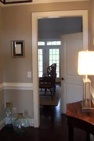 best beige paint colorsBeige Paint Color  Transitional  entrancefoyer  Olympic Stormy