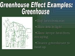 greenhouse effect power point greenhouse effect