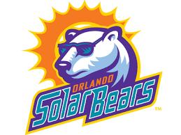 Solar Bears unveil team colors and logos - Orlando Solar Bears Hockey