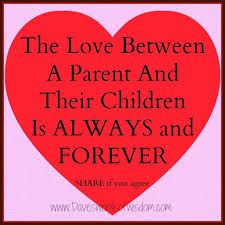 Quotes For Children From Parents Awesome Love Quotes Parents Child Quotes