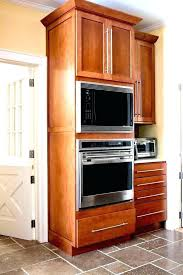 decor wall ovens double wall oven cabinet dimensions awesome kitchen office cabinets decor incredible size remodel awe