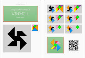 channel 207. tangram worksheet 207 : windmill - this is available for free download at http: channel