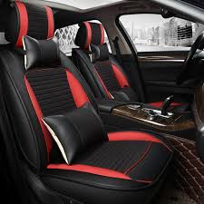 the new 5seats front rear car seat cover general cushion for toyota camry