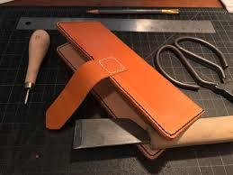 item projectherman oak long wallet