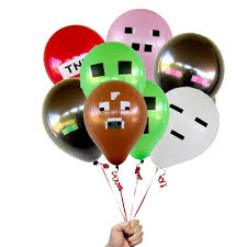 Minecraft Party Decorations Online Buy Wholesale Minecraft Party Decorations From China