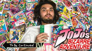 I Spent 41 Days Reading ALL the <b>JoJo's Bizarre Adventure</b> Manga ...