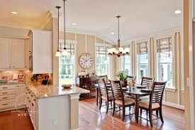 breakfast area lighting. Image Courtesy Of Stephen Alexander Homes Breakfast Area Lighting K