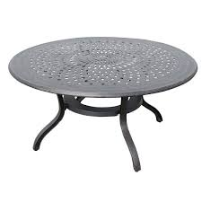 60 round outdoor table hollow cast aluminum round patio dining 60 inch round outdoor tablecloth