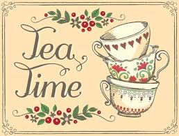 tea clipart. Unique Tea Illustration Tea Time With Cute Cups Sketch In Clipart F