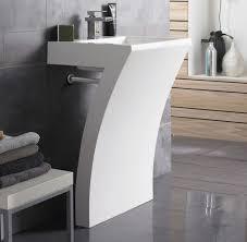 modern l sink bathroom pedestal62 bathroom