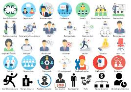 design elements business people