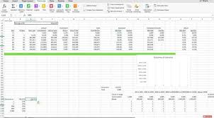 Personal Financial Planning Spreadsheet Templates Financial ...