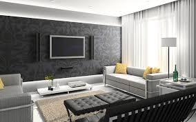Modern Wallpaper For Living Room Wallpaper For Living Room Modern Living Room 2017