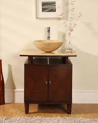 bathroom cabinets for vessel sinks. surprising small bathroom vanity with vessel sink 43 in minimalist cabinets for sinks