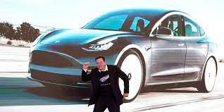 Tesla hits an all-time high for the 5th ...