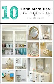 Shop Bedroom Decor Livelovediy My Top 10 Thrift Store Shopping Tips How To Decorate