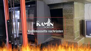 Kaminkassette Zum Nachrüsten Offener Kamine In Coburg