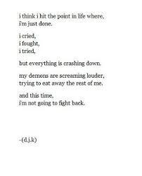 Quote Depressed Depression Sad Suicidal Suicide Quotes Alone Bw Simple Suicidal Qoute
