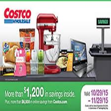 Costco Weekly Ad Warehouse Coupons