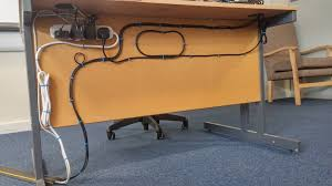 office cable management. Ideas Collection Desk Cable Management For Your Pin By Sonya Braxton On Office Space Pinterest With Cord Management. E