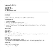 Example Accounting Resumes Accountants Resume Sample Staff Best Accounting Resume Examples